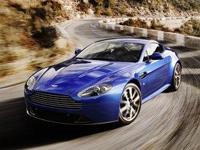 Ver foto 1 de Aston Martin V8 Vantage S 2011