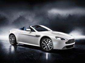 Ver foto 9 de Aston Martin V8 Vantage S Roadster 2011