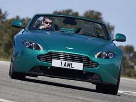 Ver foto 8 de Aston Martin V8 Vantage S Roadster 2011