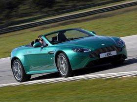 Ver foto 4 de Aston Martin V8 Vantage S Roadster 2011