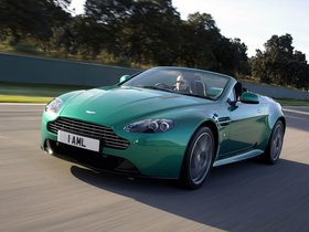 Ver foto 3 de Aston Martin V8 Vantage S Roadster 2011