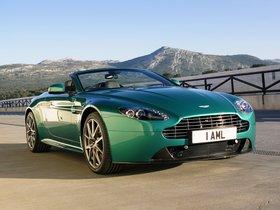 Ver foto 2 de Aston Martin V8 Vantage S Roadster 2011