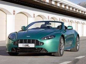 Ver foto 15 de Aston Martin V8 Vantage S Roadster 2011