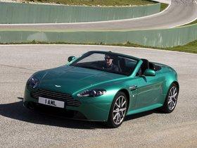 Ver foto 11 de Aston Martin V8 Vantage S Roadster 2011