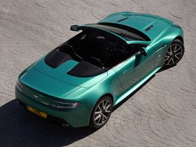 Ver foto 10 de Aston Martin V8 Vantage S Roadster 2011