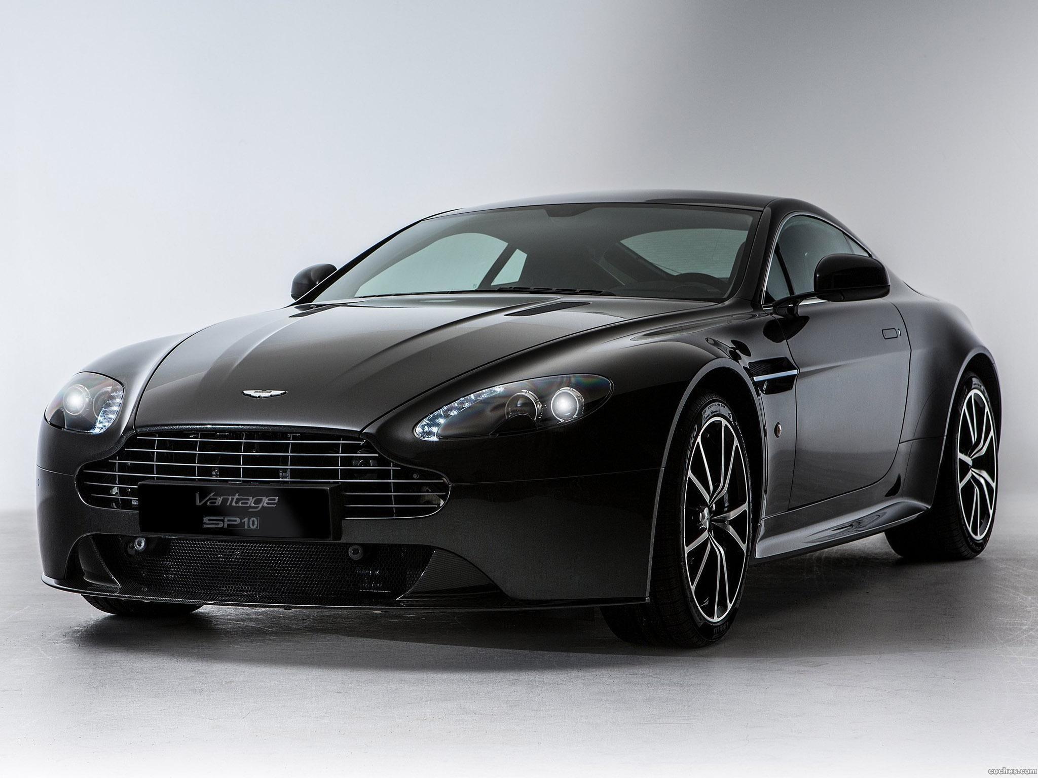Foto 0 de Aston Martin V8 Vantage SP10 2013