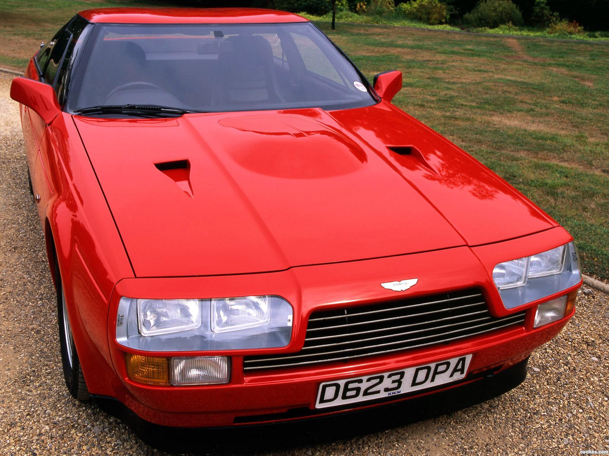 Foto 0 de V8 Vantage Zagato 1986