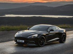 Ver foto 3 de Aston Martin Vanquish Carbon Black 2014