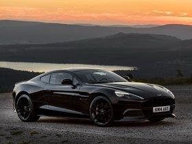 Ver foto 2 de Aston Martin Vanquish Carbon Black 2014