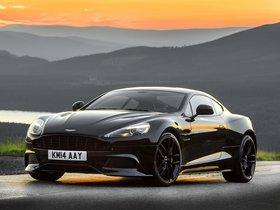 Fotos de Aston Martin Vanquish Carbon Black 2014