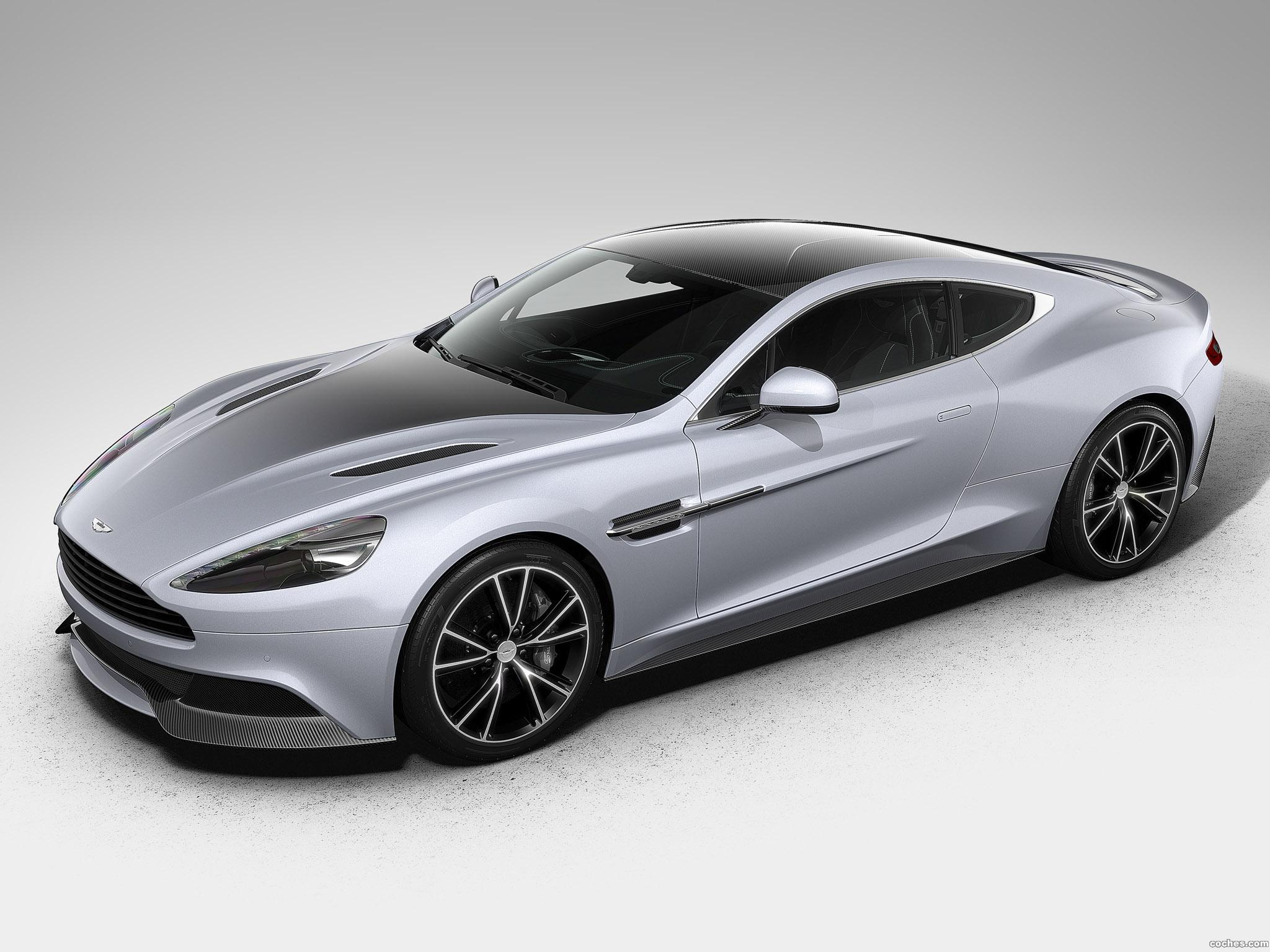 Foto 0 de Aston Martin anquish Centenary Edition 2013