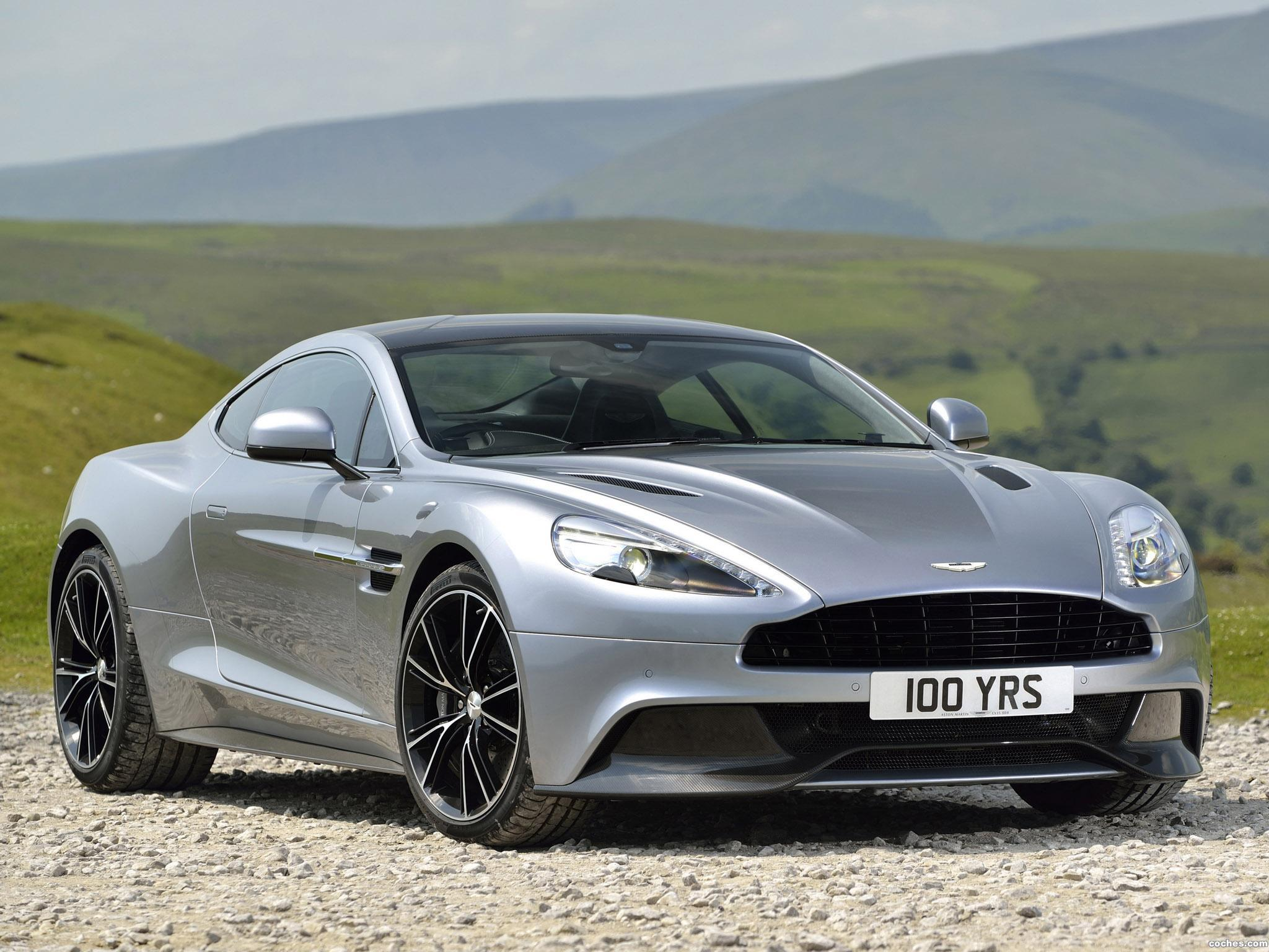 Foto 0 de Aston Martin Vanquish Centenary Edition UK 2013