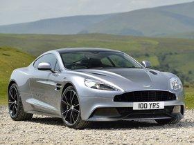 Fotos de Aston Martin Vanquish Centenary Edition UK 2013