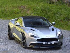 Ver foto 10 de Aston Martin Vanquish Centenary Edition UK 2013