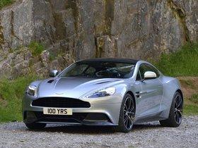 Ver foto 9 de Aston Martin Vanquish Centenary Edition UK 2013