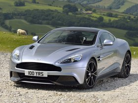 Ver foto 8 de Aston Martin Vanquish Centenary Edition UK 2013