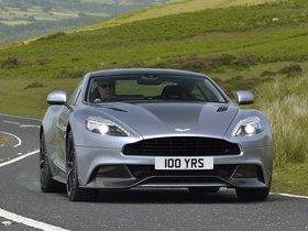 Ver foto 7 de Aston Martin Vanquish Centenary Edition UK 2013