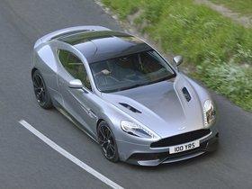 Ver foto 5 de Aston Martin Vanquish Centenary Edition UK 2013