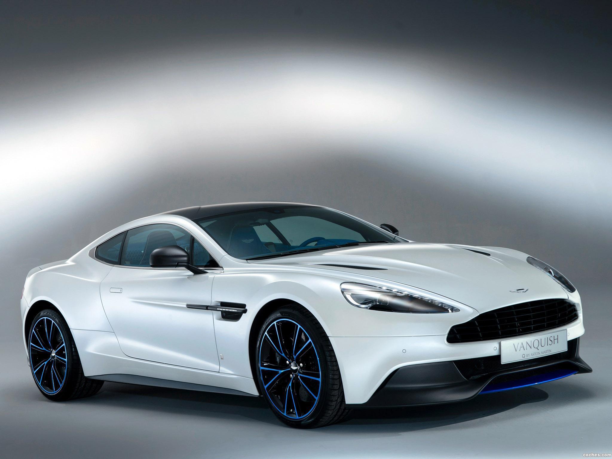 Foto 0 de Aston Martin Vanquish Q 2013