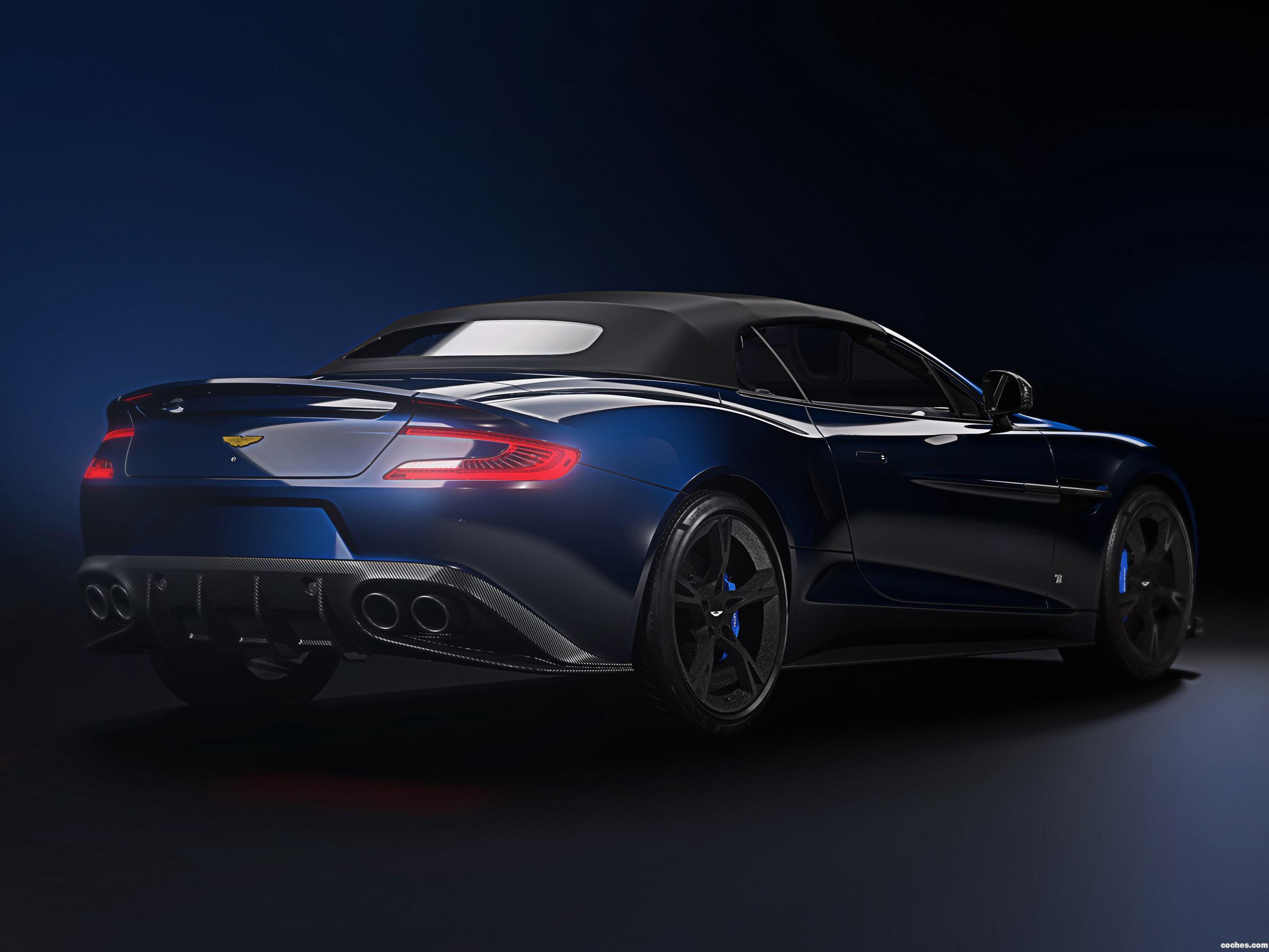 Foto 1 de Aston Martin Vanquish S Volante Tom Brady Signature Edition 2018