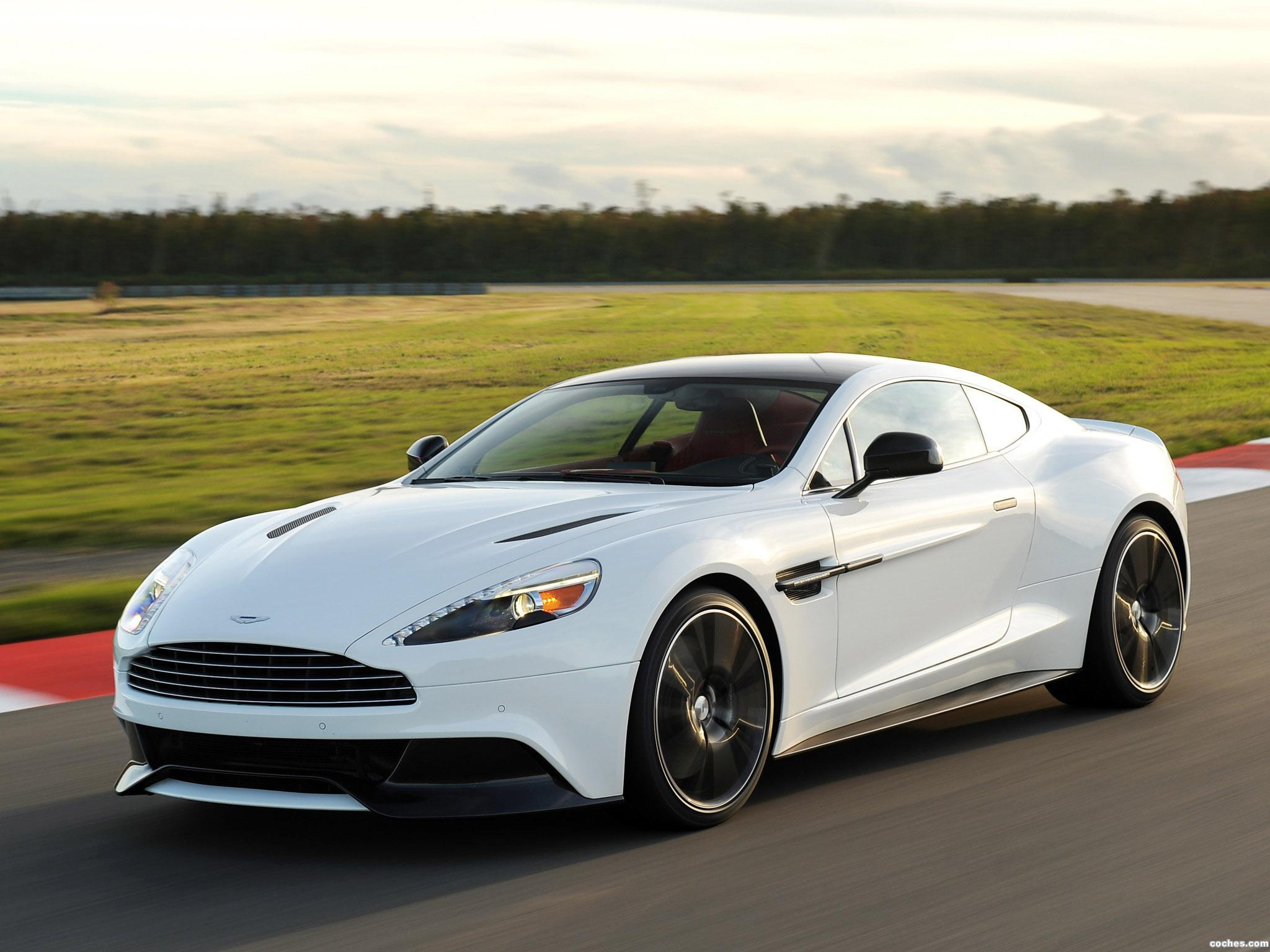 Foto 0 de Aston Martin Vanquish USA 2012
