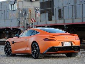 Ver foto 5 de Aston Martin Vanquish USA 2012