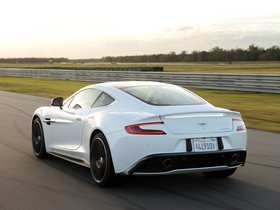 Ver foto 2 de Aston Martin Vanquish USA 2012