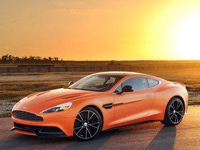 Ver foto 11 de Aston Martin Vanquish USA 2012
