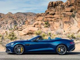 Ver foto 3 de Aston Martin Vanquish Volante 2013