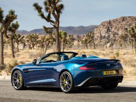 Ver foto 2 de Aston Martin Vanquish Volante 2013