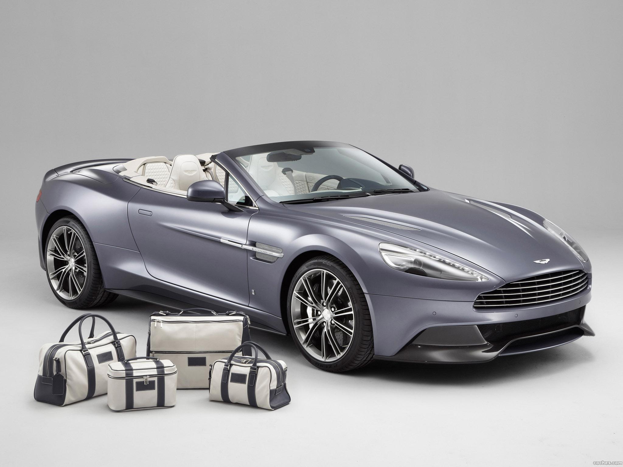 Foto 0 de Aston Martin Vanquish Volante Q 2013