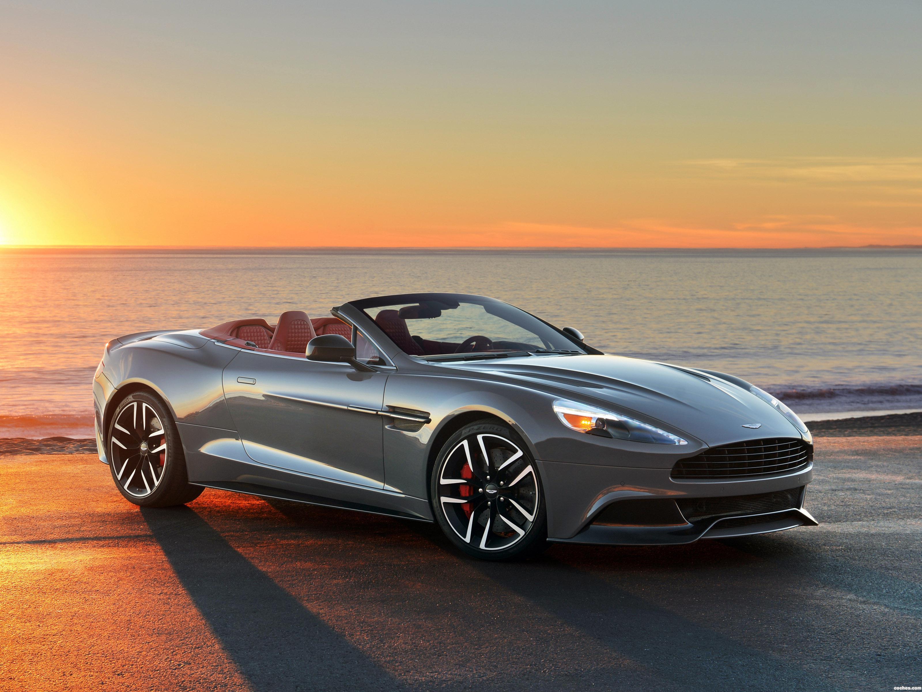 Foto 0 de Aston Martin Vanquish Volante USA 2013