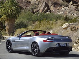 Ver foto 24 de Aston Martin Vanquish Volante USA 2013