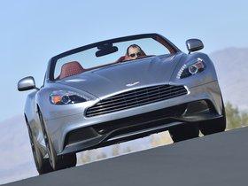 Ver foto 22 de Aston Martin Vanquish Volante USA 2013