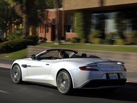 Ver foto 18 de Aston Martin Vanquish Volante USA 2013