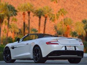 Ver foto 14 de Aston Martin Vanquish Volante USA 2013