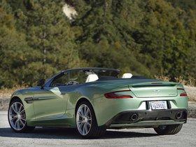 Ver foto 11 de Aston Martin Vanquish Volante USA 2013