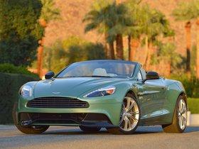 Ver foto 10 de Aston Martin Vanquish Volante USA 2013