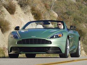 Ver foto 9 de Aston Martin Vanquish Volante USA 2013