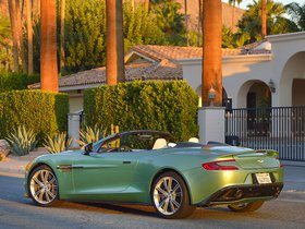 Ver foto 8 de Aston Martin Vanquish Volante USA 2013