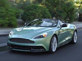 Ver foto 7 de Aston Martin Vanquish Volante USA 2013