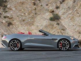 Ver foto 4 de Aston Martin Vanquish Volante USA 2013