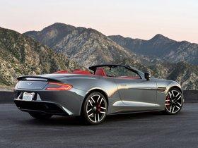 Ver foto 3 de Aston Martin Vanquish Volante USA 2013
