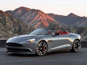 Ver foto 2 de Aston Martin Vanquish Volante USA 2013