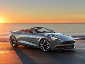 Ver foto 1 de Aston Martin Vanquish Volante USA 2013