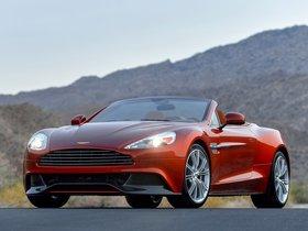 Ver foto 27 de Aston Martin Vanquish Volante USA 2013