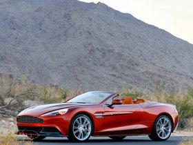 Ver foto 26 de Aston Martin Vanquish Volante USA 2013