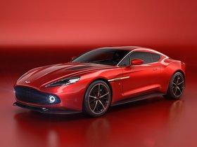 Ver foto 1 de Aston Martin Vanquish Zagato Concept 2016