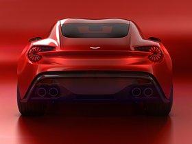 Ver foto 9 de Aston Martin Vanquish Zagato Concept 2016