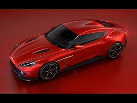 Ver foto 5 de Aston Martin Vanquish Zagato Concept 2016